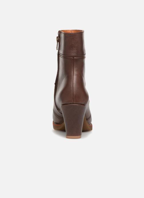 Stiefeletten & Boots Art ST TROPEZ 3 braun ansicht von rechts