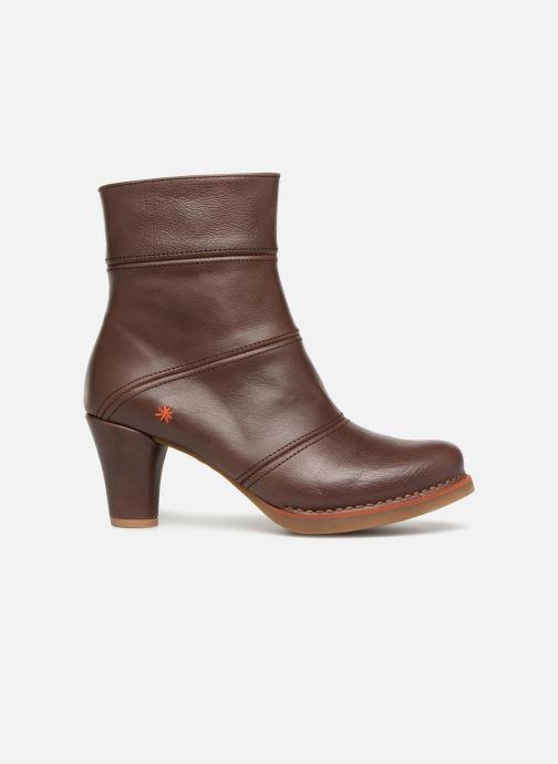 Stiefeletten & Boots Art ST TROPEZ 3 braun ansicht von hinten