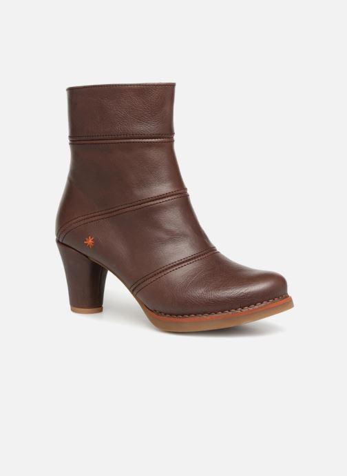Stiefeletten & Boots Art ST TROPEZ 3 braun detaillierte ansicht/modell