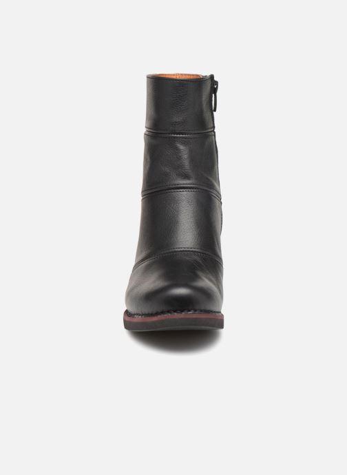 Art ST TROPEZ 3 (schwarz) - Stiefeletten & Stiefel bei bei Stiefel Más cómodo 7a84da