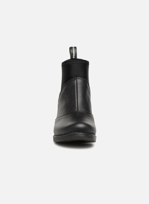 Bottines et boots Art HARLEM 4 Noir vue portées chaussures