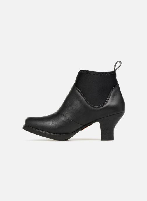 Bottines et boots Art HARLEM 4 Noir vue face