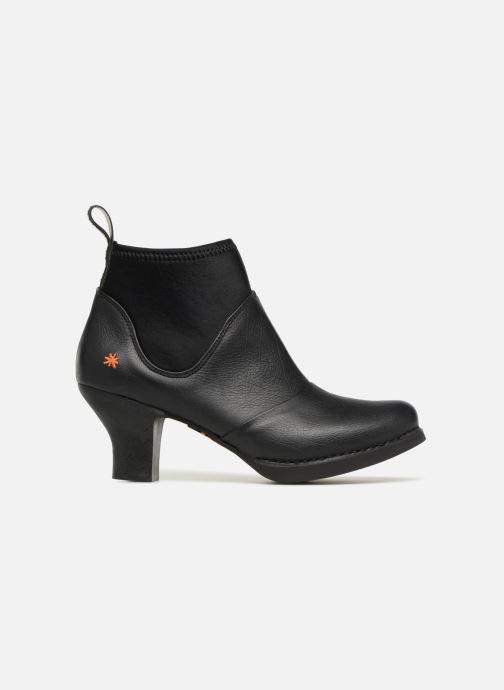 Boots en enkellaarsjes Art HARLEM 4 Zwart achterkant