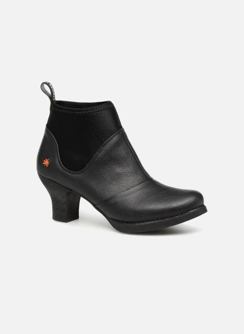 Boots en enkellaarsjes Art HARLEM 4 Zwart detail