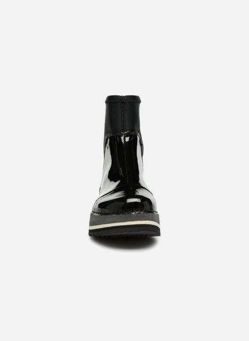 Stiefeletten & Boots Art HEATHROW XL schwarz schuhe getragen