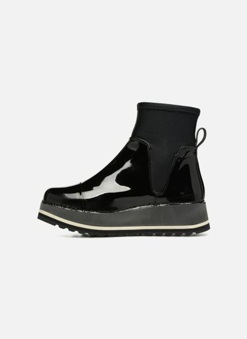 Stiefeletten & Boots Art HEATHROW XL schwarz ansicht von vorne