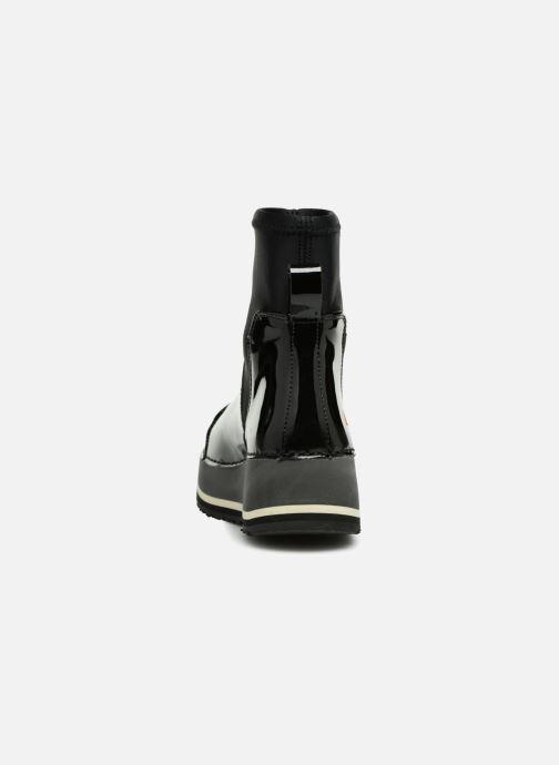 Stiefeletten & Boots Art HEATHROW XL schwarz ansicht von rechts