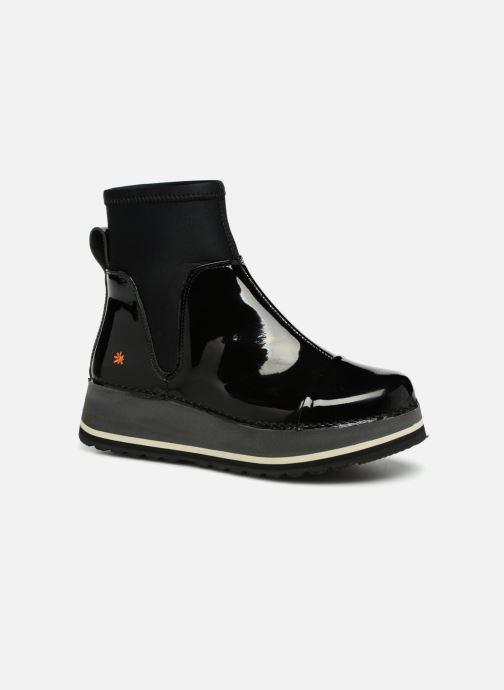 Stiefeletten & Boots Art HEATHROW XL schwarz detaillierte ansicht/modell