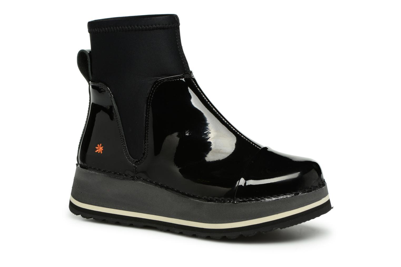 333446 Bottines Chez Et noir Art Boots Xl Sarenza Heathrow wOazqx8C