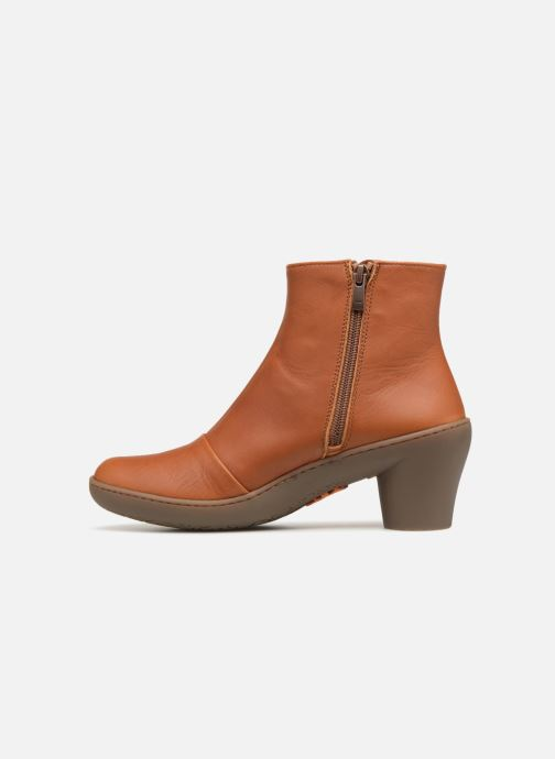 Ankle boots Art ALFAMA 1 Brown front view