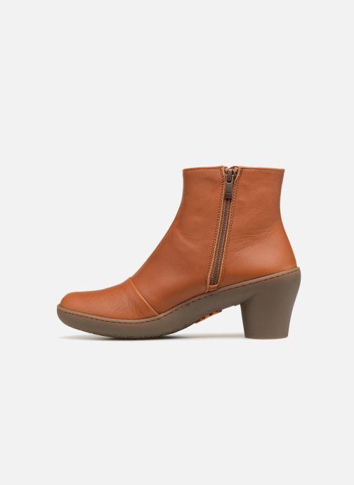 Boots en enkellaarsjes Art ALFAMA 1 Bruin voorkant