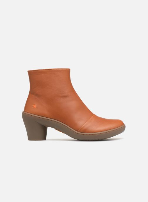 Ankle boots Art ALFAMA 1 Brown back view