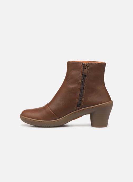 Bottines et boots Art ALFAMA 1 Marron vue face