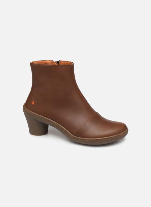 Bottines et boots Art ALFAMA 1 Marron vue détail/paire