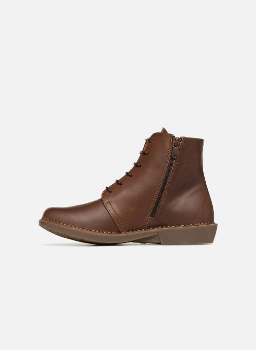 Boots en enkellaarsjes Art BERGEN 3 Bruin voorkant