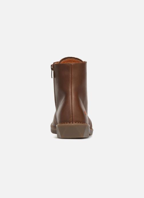 Boots en enkellaarsjes Art BERGEN 3 Bruin rechts