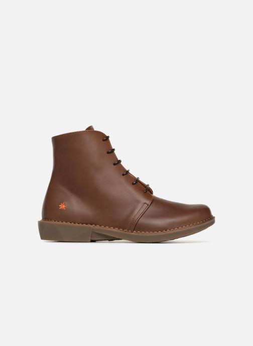 Boots en enkellaarsjes Art BERGEN 3 Bruin achterkant