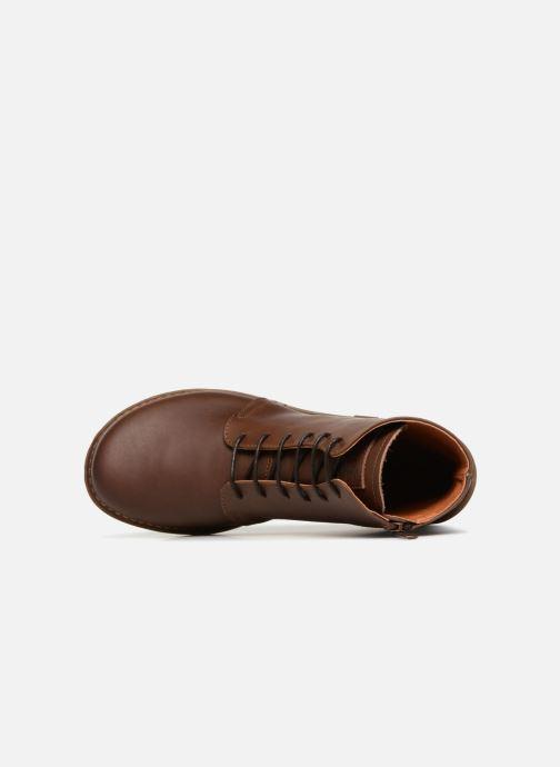 Boots en enkellaarsjes Art BERGEN 3 Bruin links