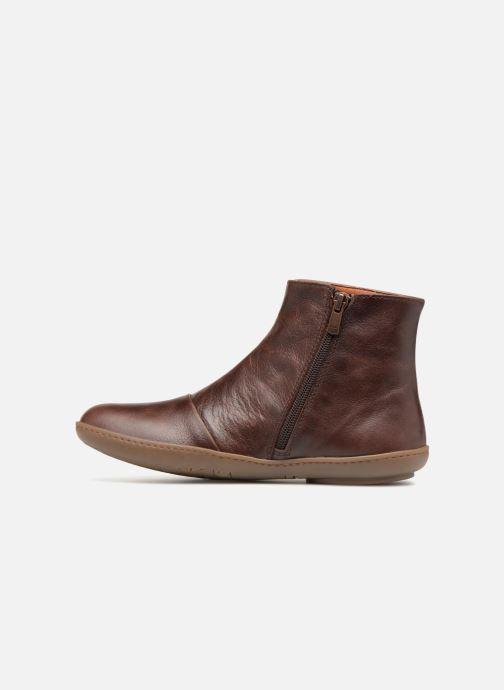Boots Art KIO Brun bild från framsidan