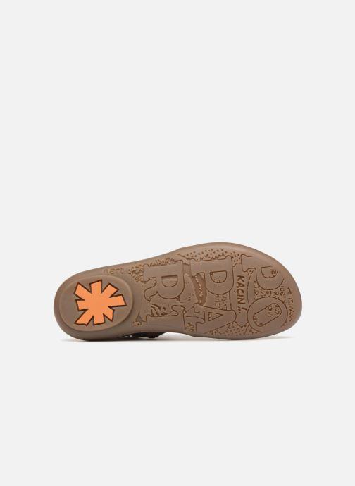 Stiefeletten & Boots Art KIO braun ansicht von oben