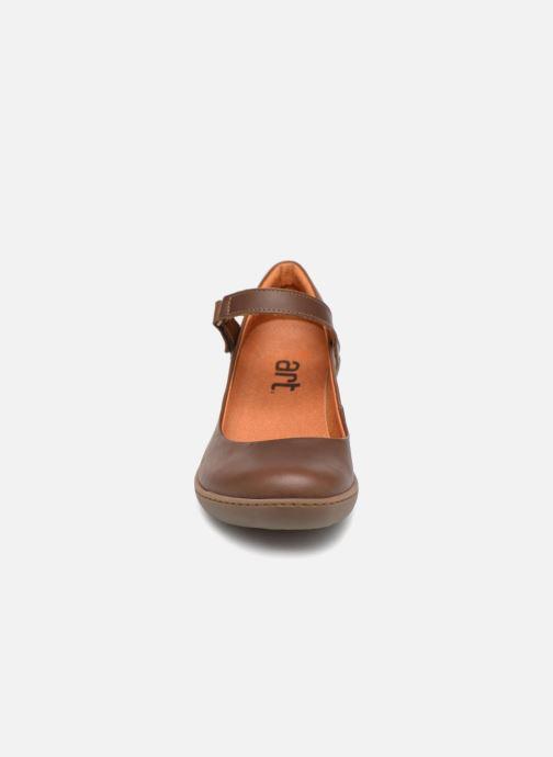 Escarpins Art ALFAMA 2 Marron vue portées chaussures