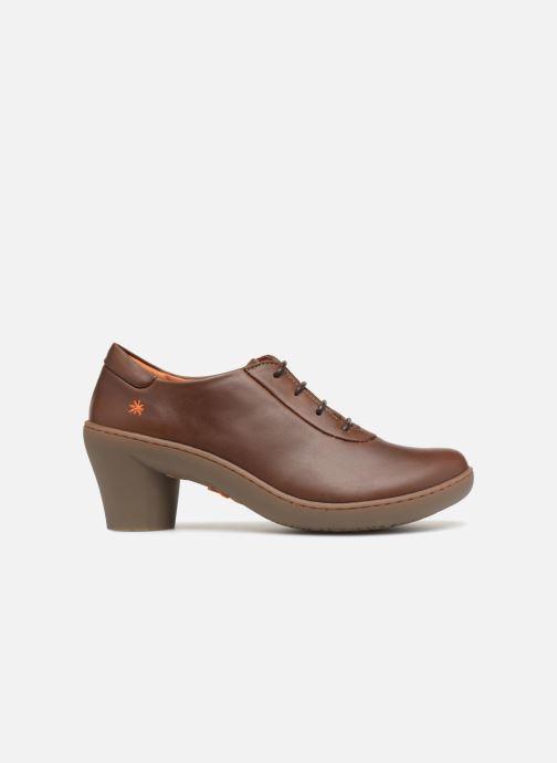 Chaussures à lacets Art ALFAMA 5 Marron vue derrière
