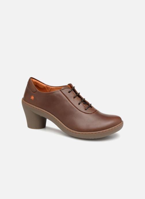 Chaussures à lacets Art ALFAMA 5 Marron vue détail/paire