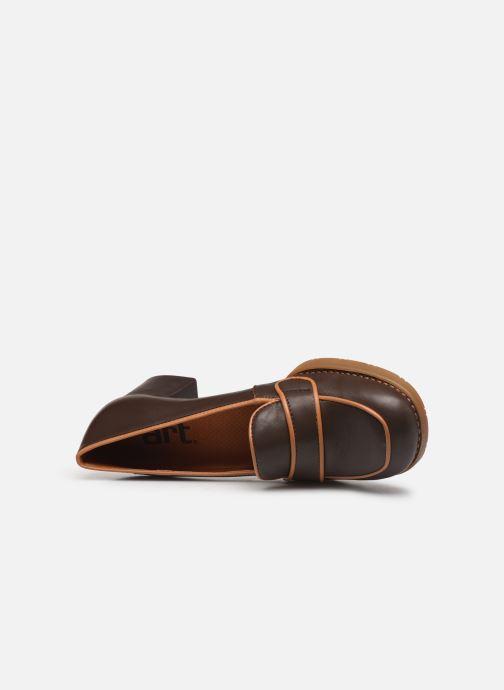 Zapatos de tacón Art BRISTOL 3 Marrón vista lateral izquierda