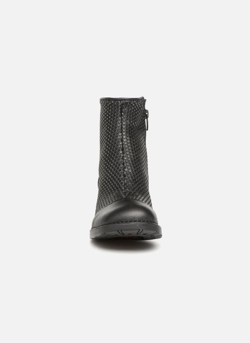 Bottines et boots Art BRISTOL 4 Noir vue portées chaussures