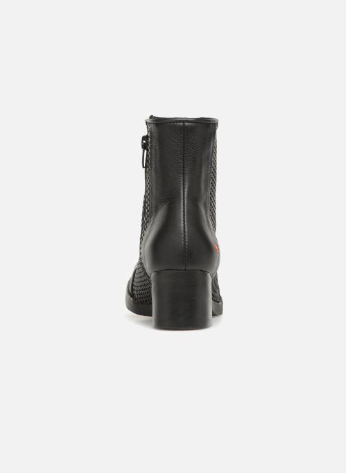 Bottines et boots Art BRISTOL 4 Noir vue droite