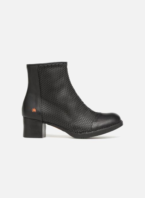 Bottines et boots Art BRISTOL 4 Noir vue derrière