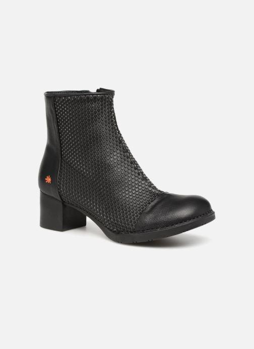 zwart Enkellaarsjes Boots 4 Chez Sarenza Art Bristol En 333466 Exq6nw7B