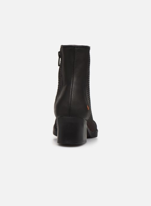 Bottines et boots Art BRISTOL 4 Rouge vue droite