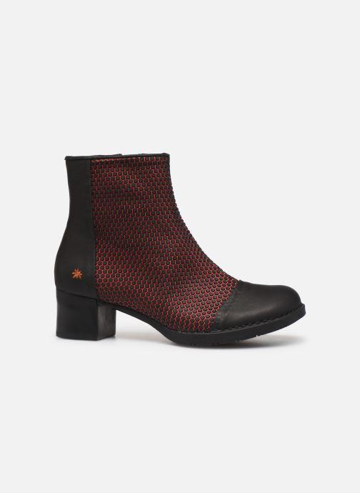 Bottines et boots Art BRISTOL 4 Rouge vue derrière