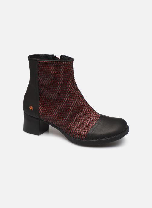 Bottines et boots Art BRISTOL 4 Rouge vue détail/paire