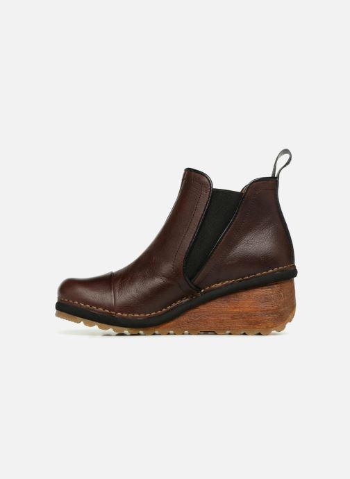 Stiefeletten & Boots Art TAMPERE 1 braun ansicht von vorne
