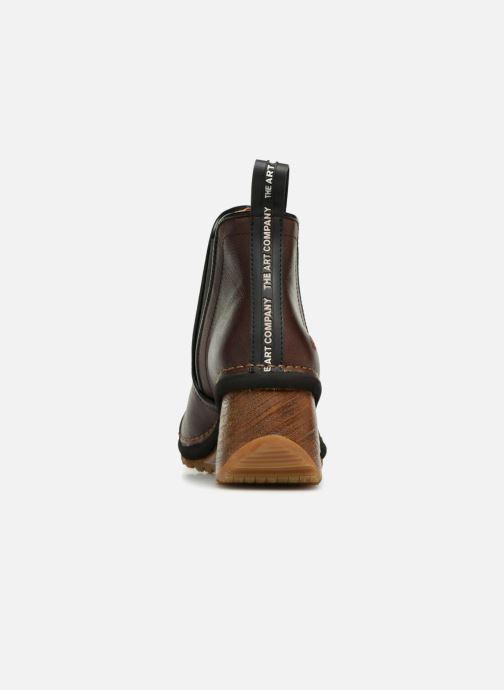 Stiefeletten & Boots Art TAMPERE 1 braun ansicht von rechts