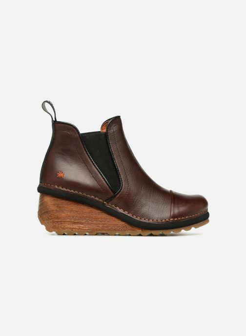 Stiefeletten & Boots Art TAMPERE 1 braun ansicht von hinten