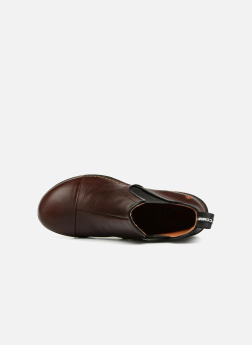 Stiefeletten & Boots Art TAMPERE 1 braun ansicht von links