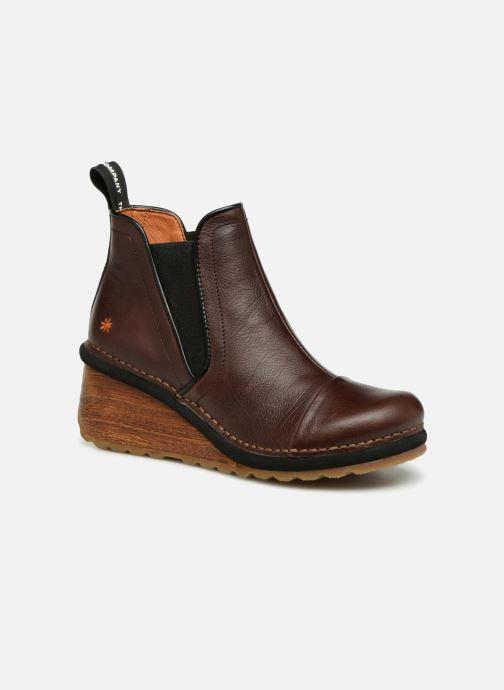 Stiefeletten & Boots Art TAMPERE 1 braun detaillierte ansicht/modell