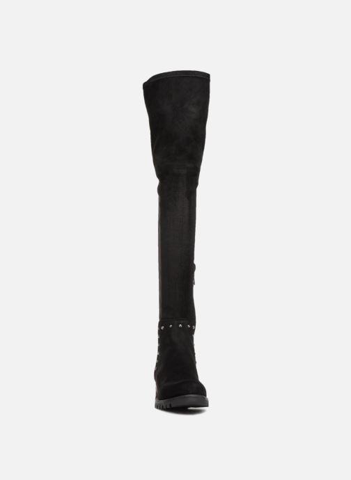 Stiefel Unisa ITAI  ST schwarz schuhe getragen