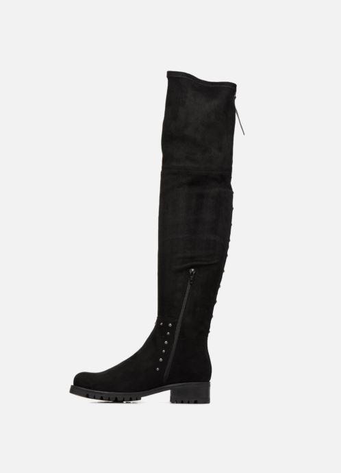 Stiefel Unisa ITAI  ST schwarz ansicht von vorne