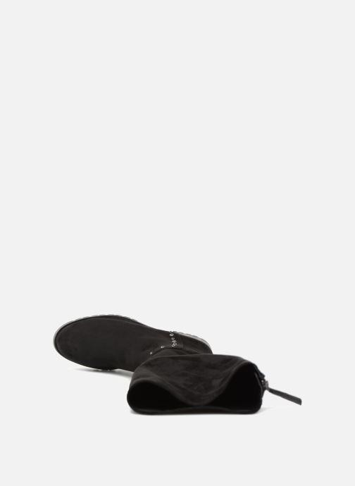 Stiefel Unisa ITAI  ST schwarz ansicht von links