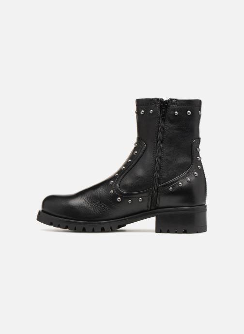 Sua Bottines Boots Illescas Et Unisa Black Str 4R3LA5j