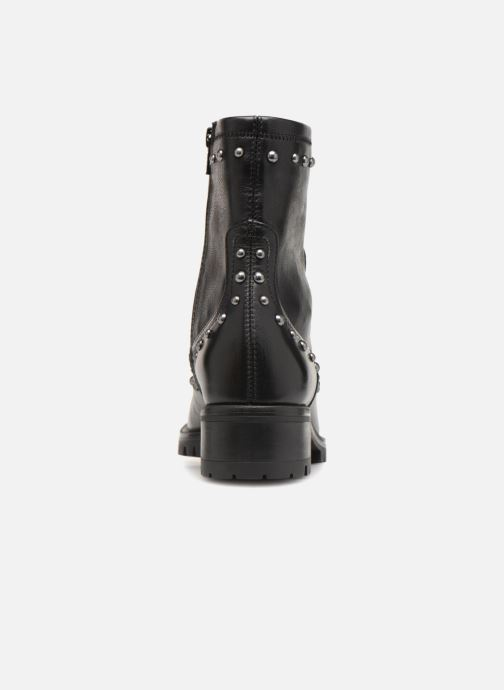 Bottines et boots Unisa ILLESCAS SUA STR Noir vue droite