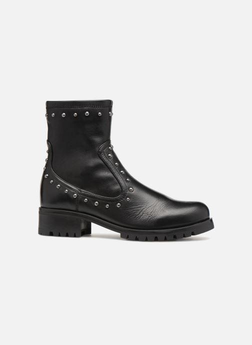 Bottines et boots Unisa ILLESCAS SUA STR Noir vue derrière
