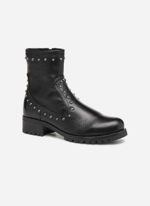 Bottines et boots Unisa ILLESCAS SUA STR Noir vue détail/paire