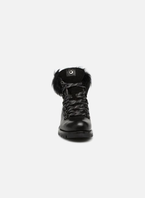 Bottines et boots Unisa IGUALE STY Noir vue portées chaussures