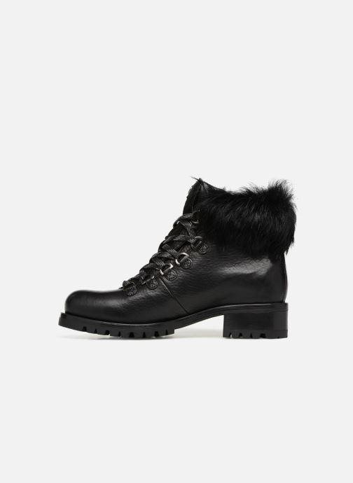 Bottines et boots Unisa IGUALE STY Noir vue face