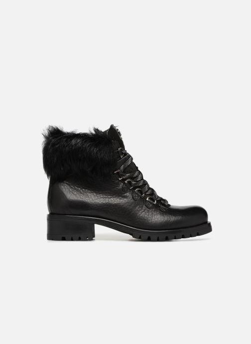 Bottines et boots Unisa IGUALE STY Noir vue derrière
